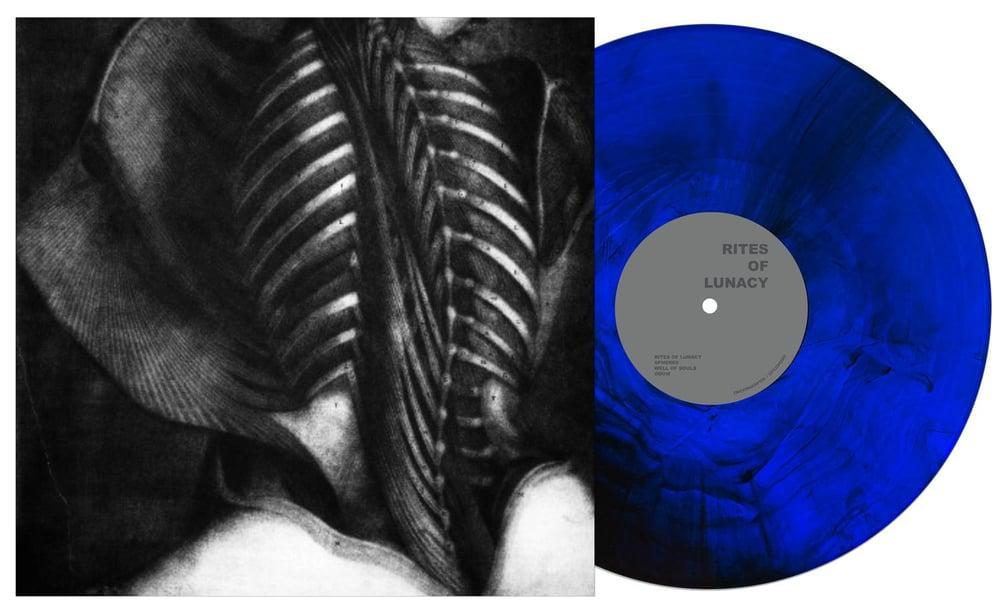Dreamweapon - Rites Of Lunacy (Galaxy Blue Vinyl) - Cardinal Fuzz  1 LEFT