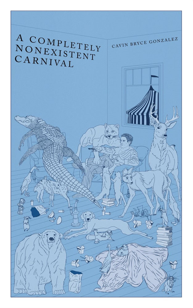 Image of A COMPLETELY NONEXISTENT CARNIVAL (PRE-ORDER)
