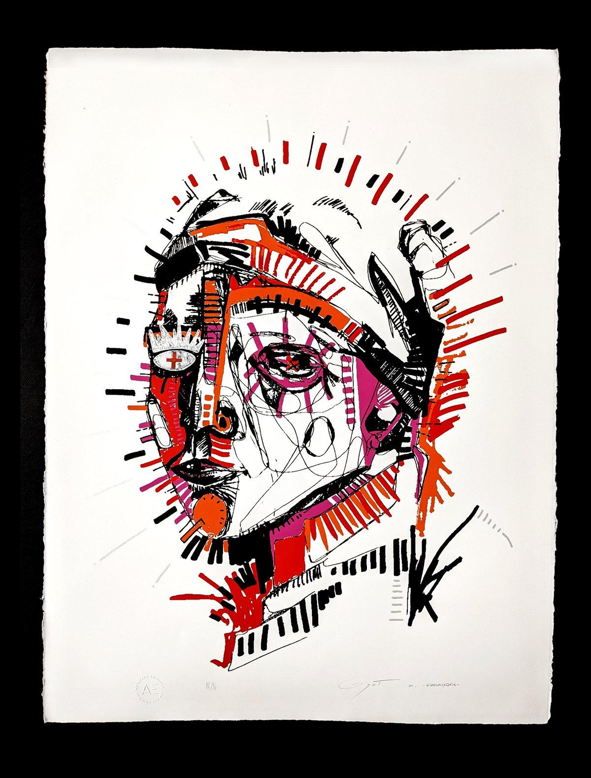 Image of L'ANONYME À LA PERLE 14/16