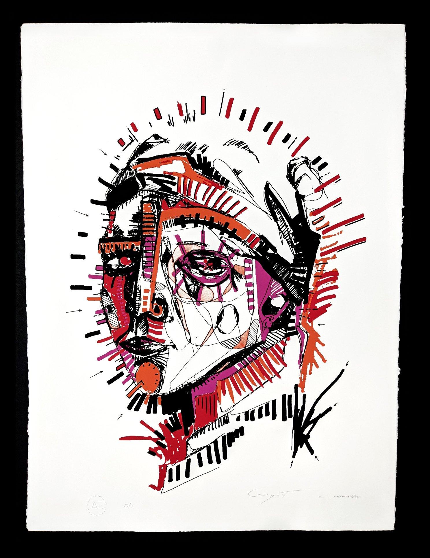 L'ANONYME À LA PERLE 15/16