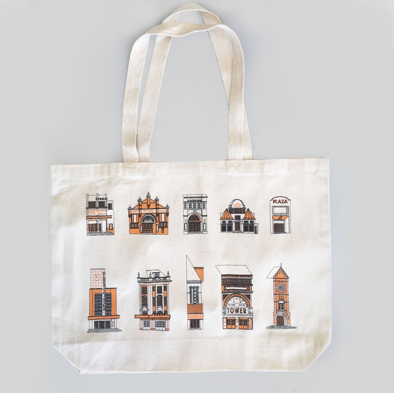 Image of Tote Bag | Hiding in Plain Sight