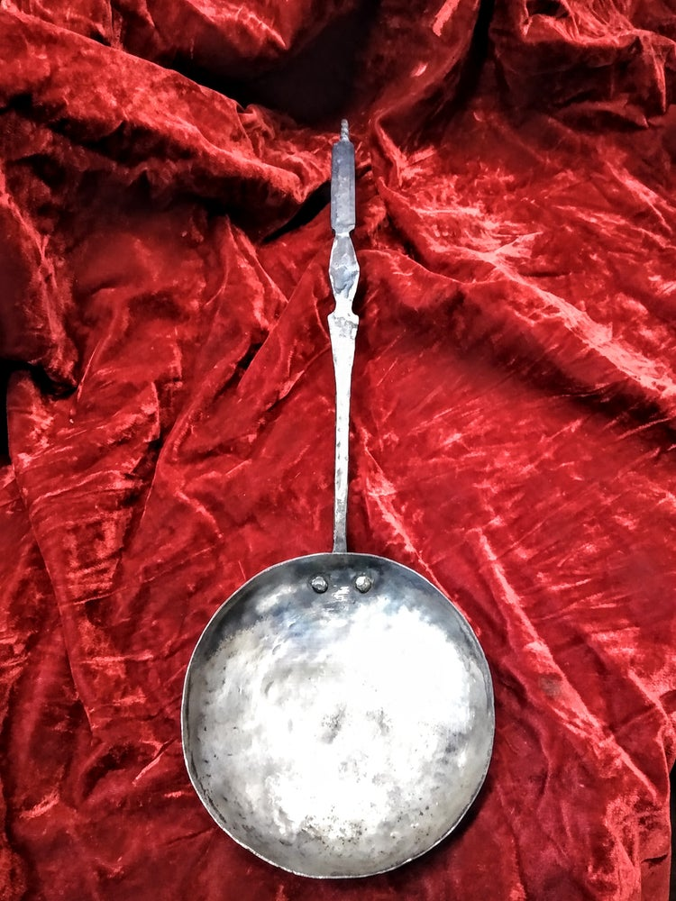 Image of Egg spoon 1
