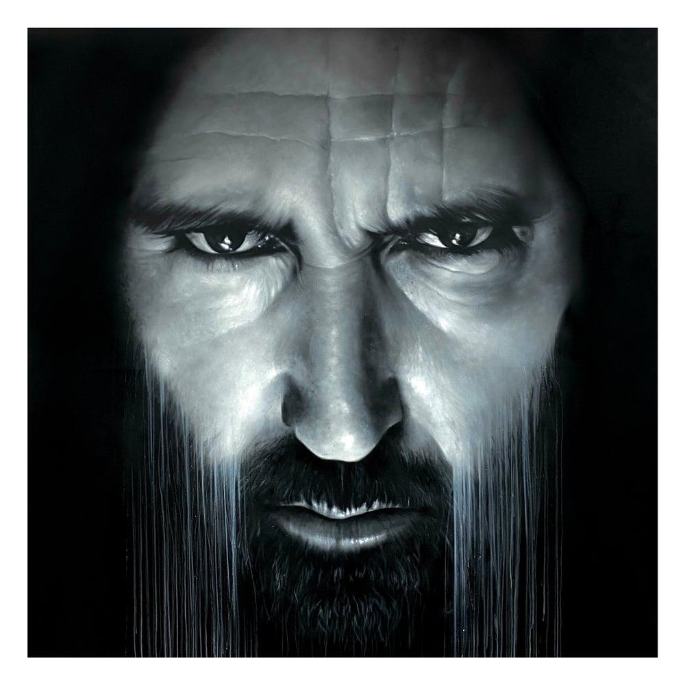 "Image of Limited Edition - ""focus"" Trent Reznor Portrait"