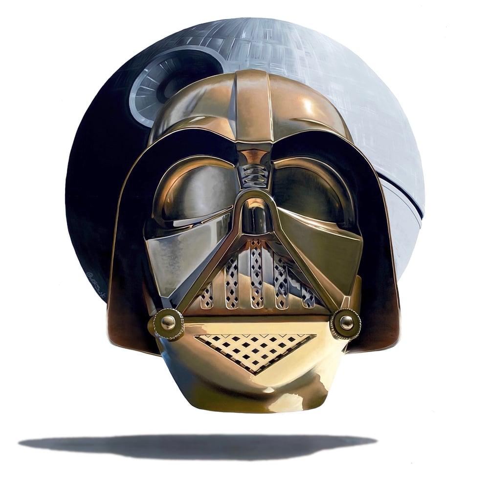 Image of Limited Edition - Golden Vader