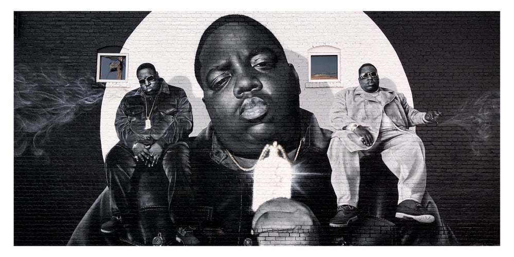 Image of Limited Edition - Biggie Smalls
