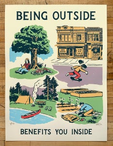 Image of Being Outside