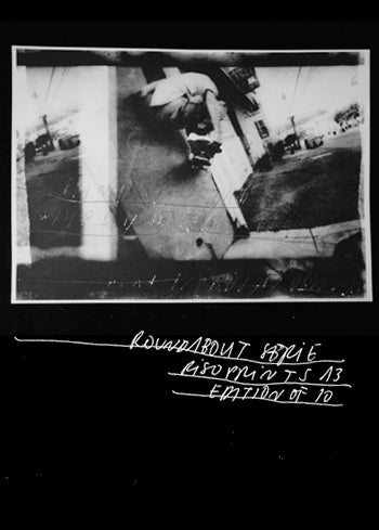 Image of ZACH CHAMBERLIN - Roundabout series - Edition (Riso)print - Sergej Vutuc