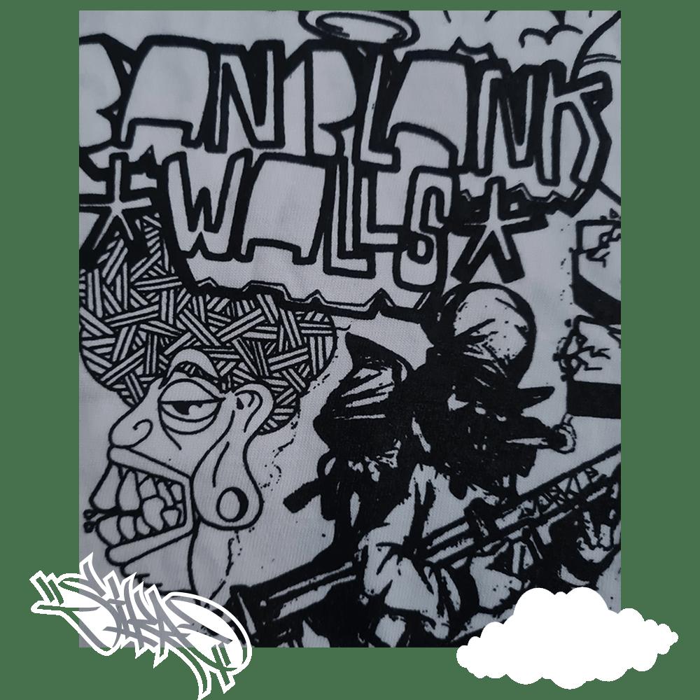 Ban Blank Walls 2020 T-shirt