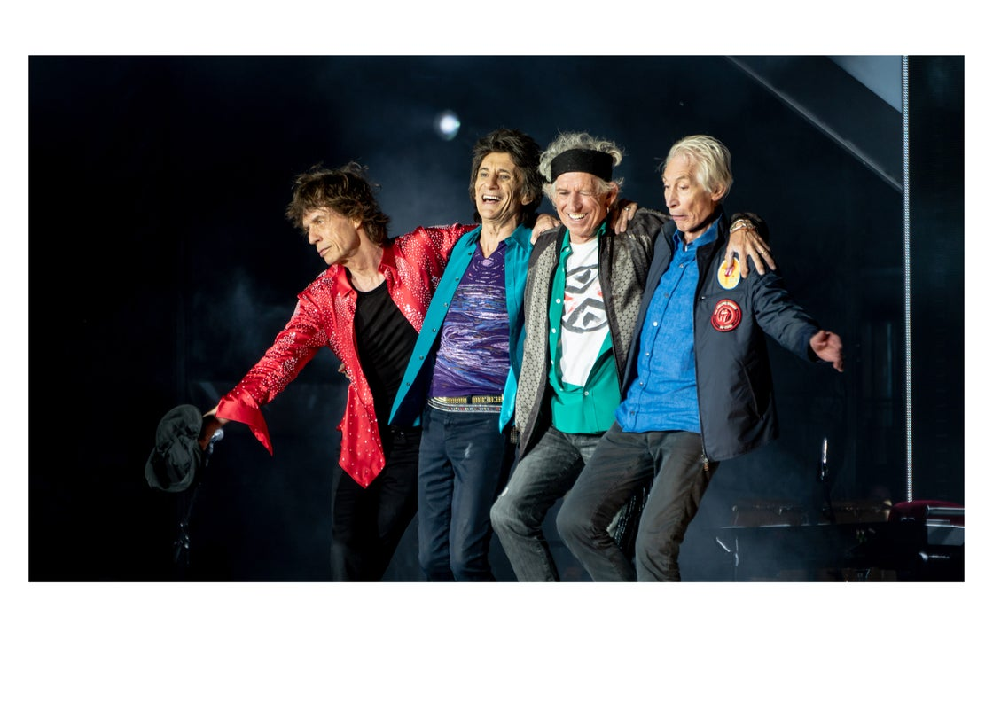 Image of The Rolling Stones London Encore