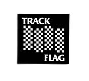 """Image of """"Track Flag"""" Stickers, 5"""