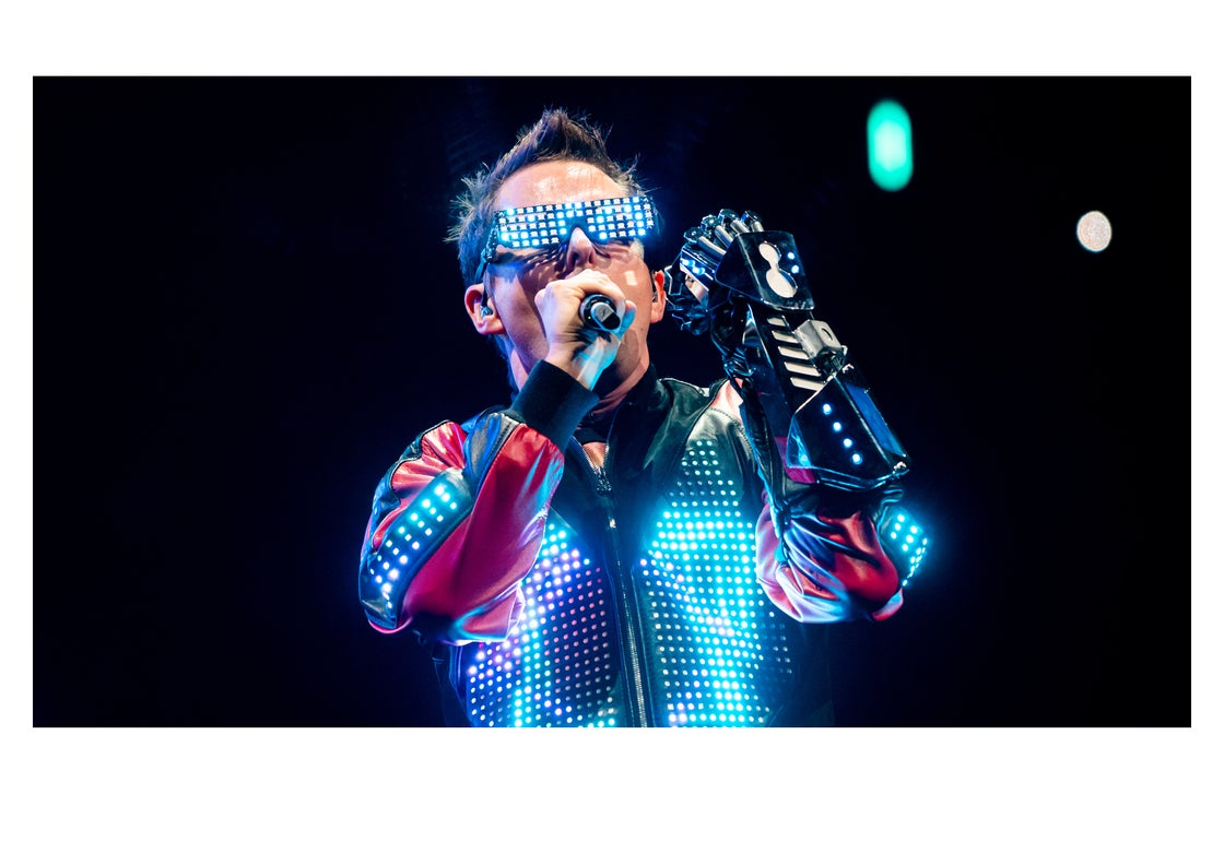 Image of Muse - Simulation Theory In London