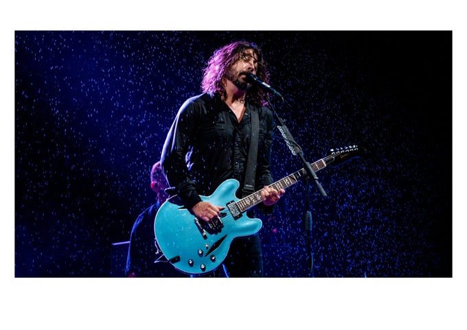 Image of Foos In Dublin Rain