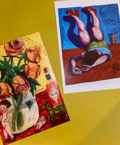 Image of Rachel Louise Limited Edition Art Prints