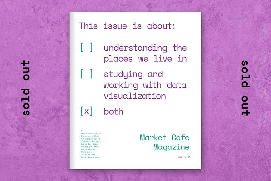 Image of Market Cafe Magazine Issue 2