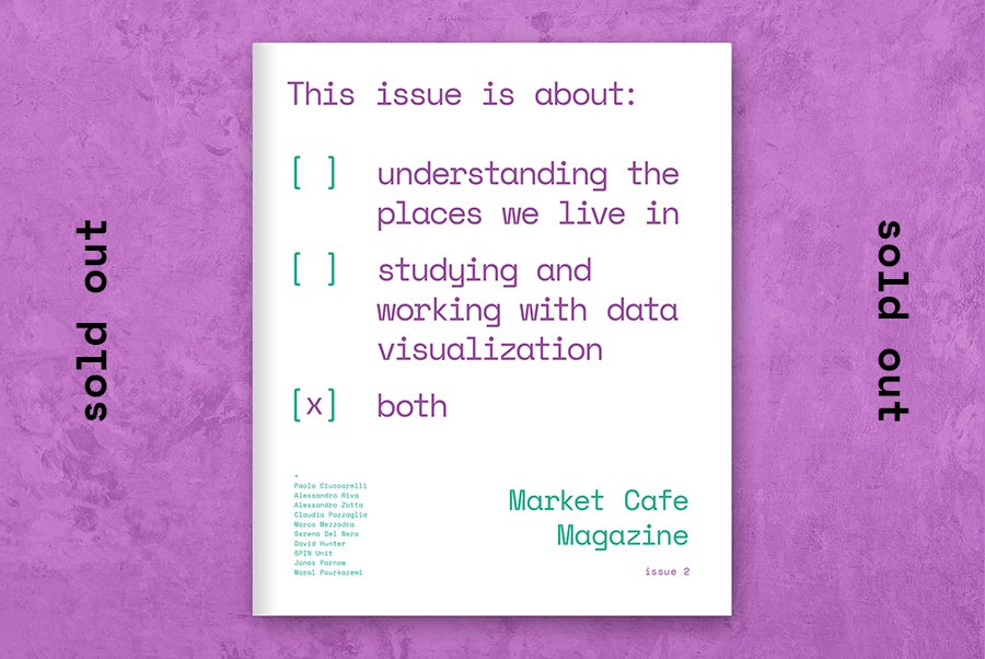 Image of Market Cafe Magazine Issue 2