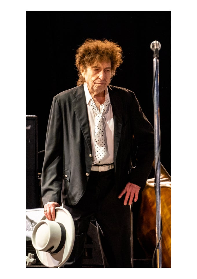 Image of Bob Dylan - IRELAND 2019
