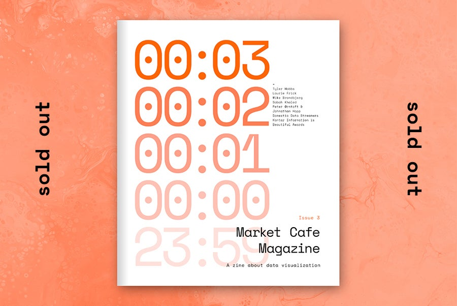 Image of Market Cafe Magazine Issue 3