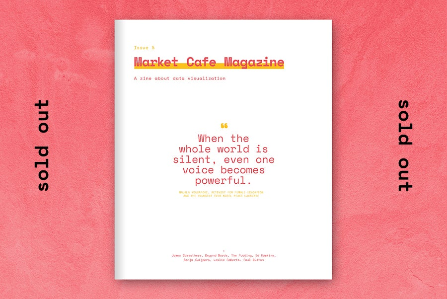 Image of Market Cafe Magazine Issue 5
