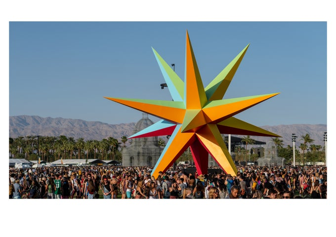 Image of COACHELLA STAR