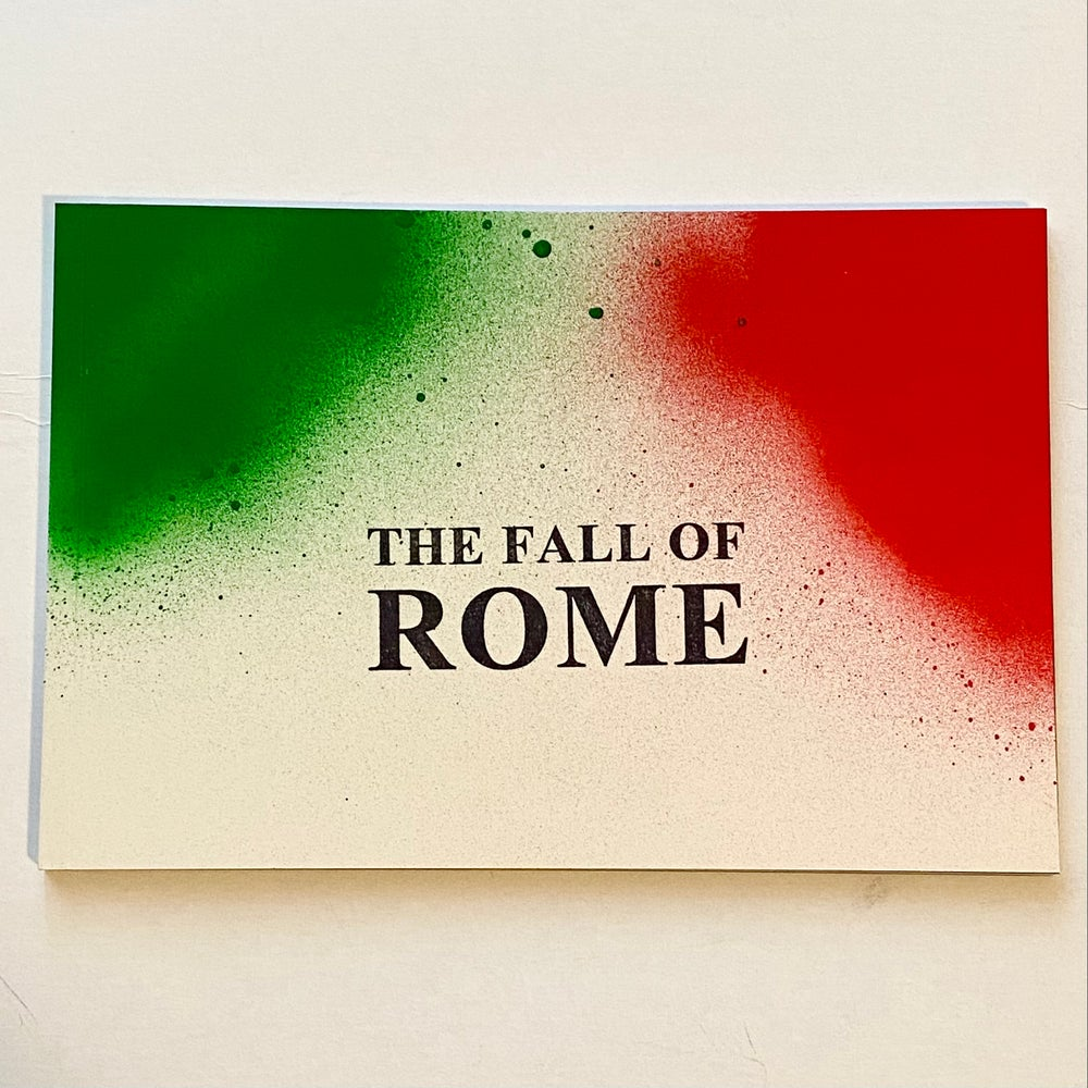 Image of Fall of Rome - Leftover AP copies