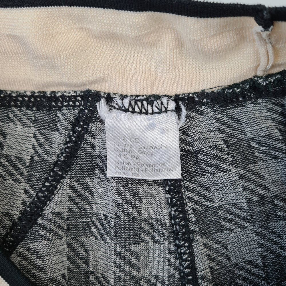 Image of Alaia 1991 'Tati' Houndstooth Skirt