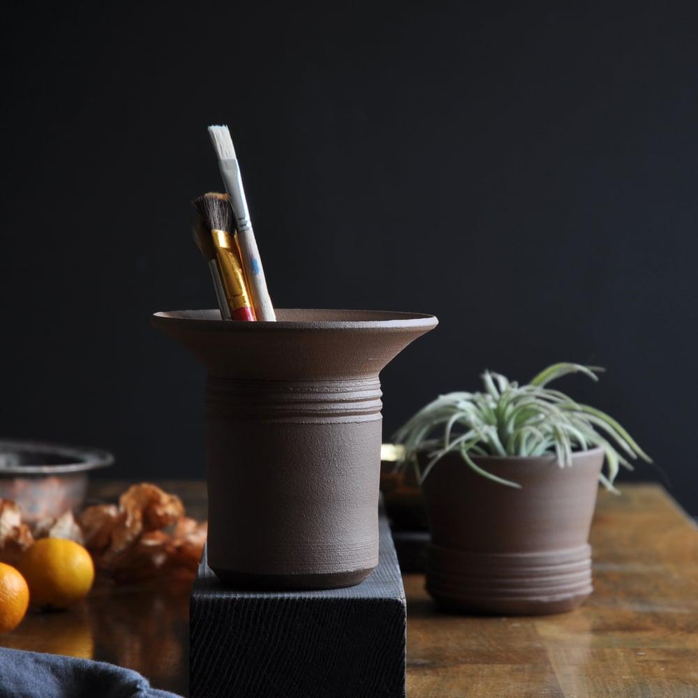 Image of Dusk Funnel Vase
