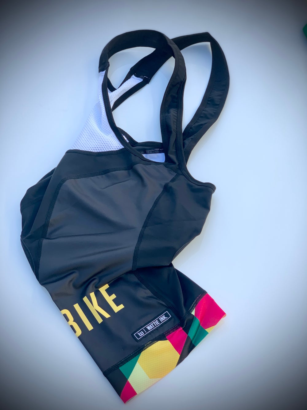 Image of RIDE PROUD Edition Cycling Bib Short - Women's - XSMALL ONLY