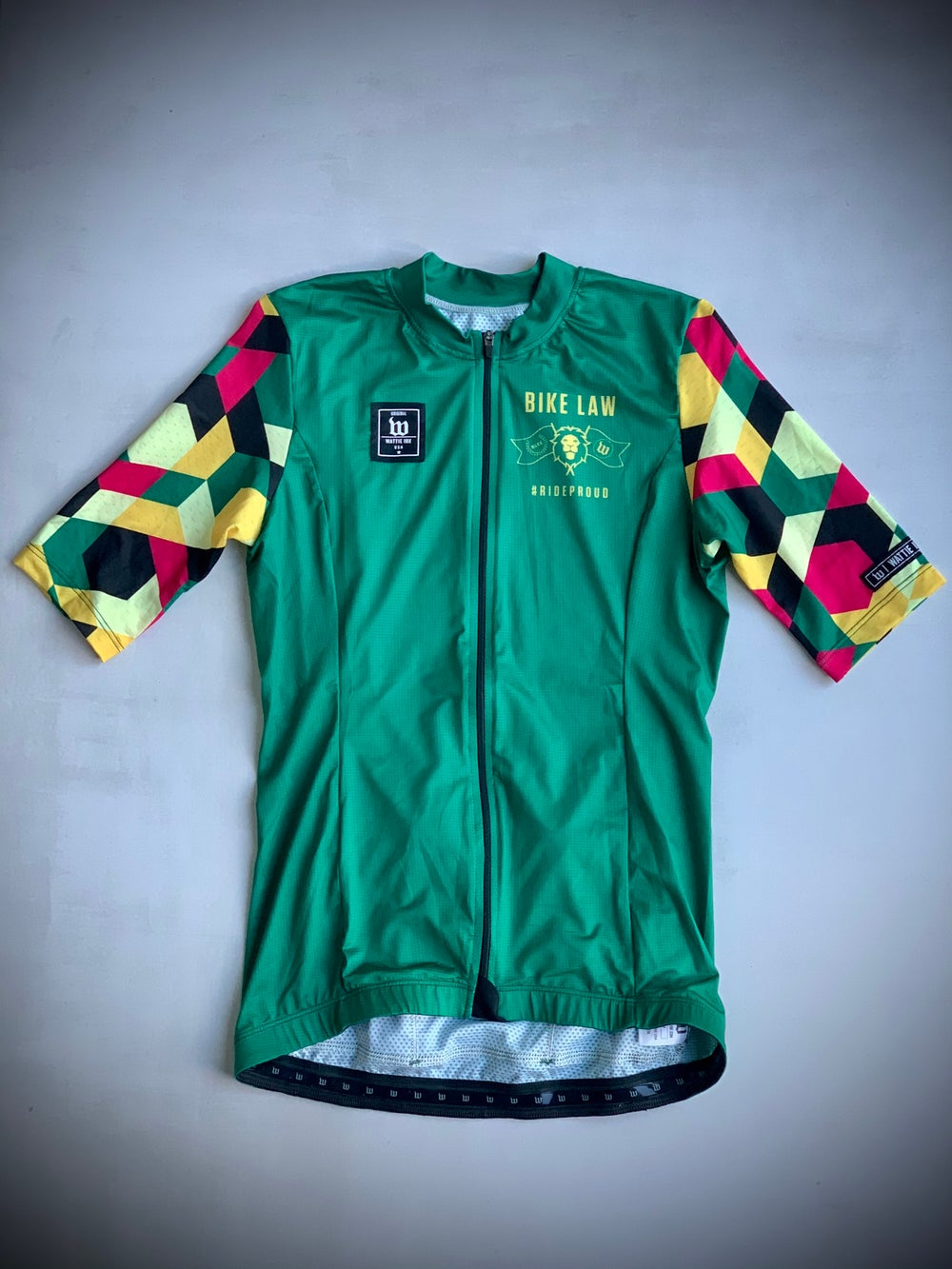 Image of RIDE PROUD Edition SS Contender Jersey - Men's