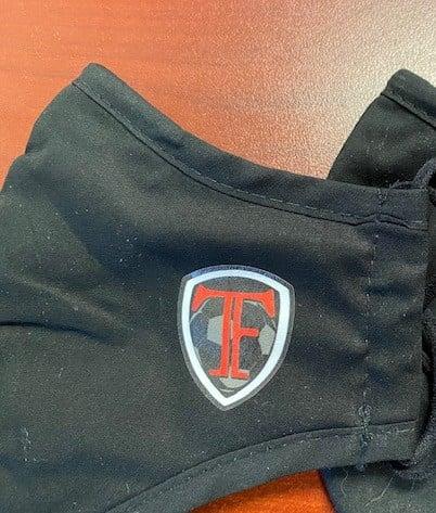 Image of Black TF Mask