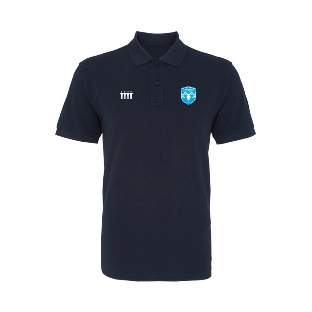 Huddersfield Amateurs Womens Polo Shirt