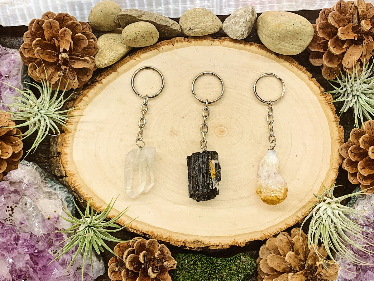 Image of Crystal Key Chains