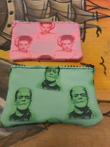 Image of BM Hand made Coin Purses.