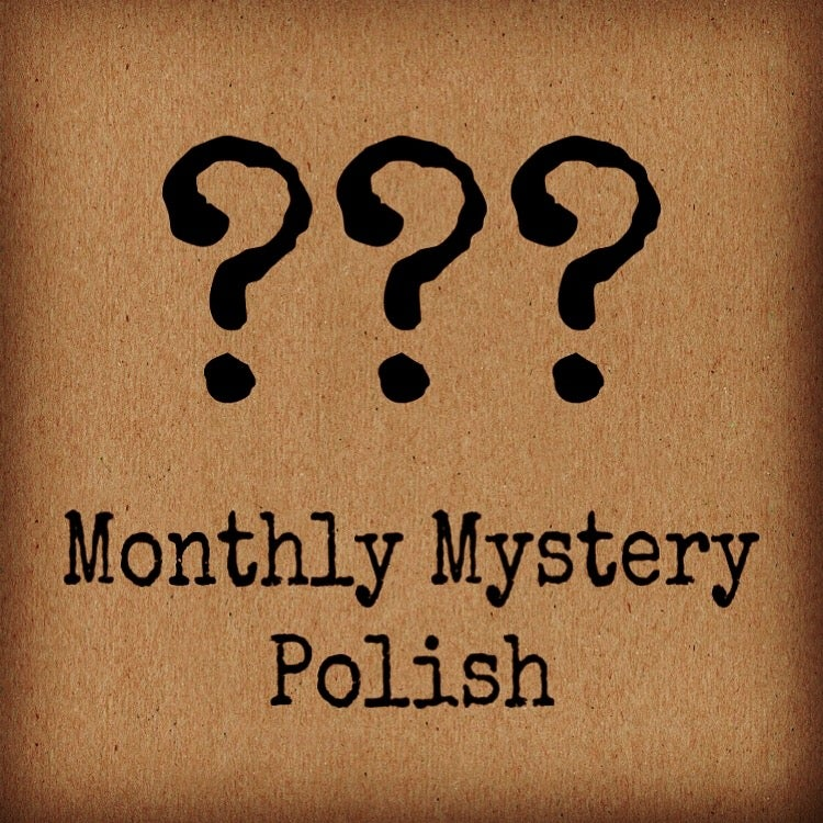Monthly Mystery Series