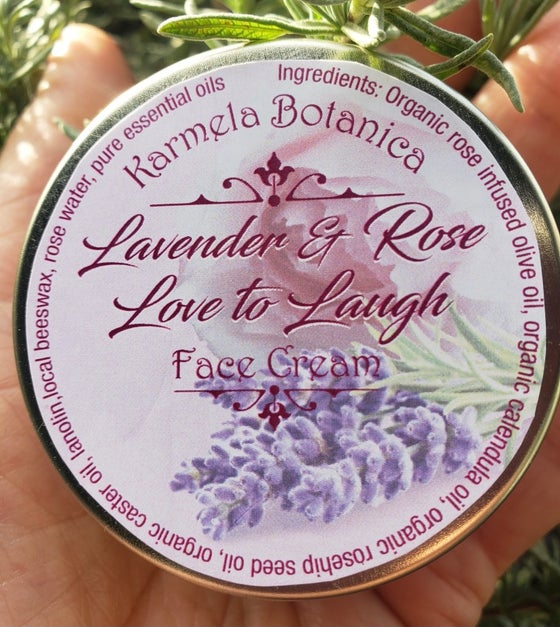 Image of Love to Laugh Face Cream