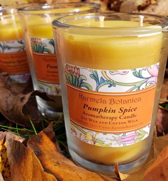 Image of Pumpkin Spice Candle