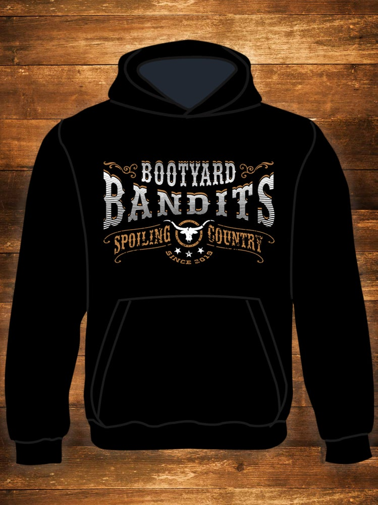 Image of 'SPOILING COUNTRY' HOODIE