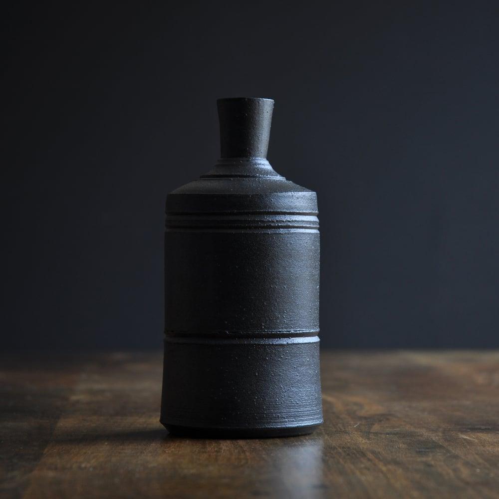 Image of Black Bottle 002