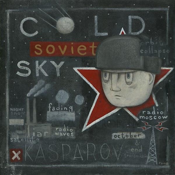 Image of Cold Soviet Sky