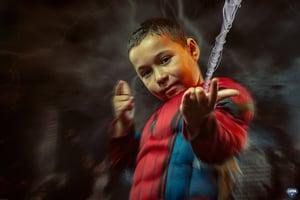 Image of Capow! Columbus Superhero Portrait Experience Weekend July 8-9-10-11