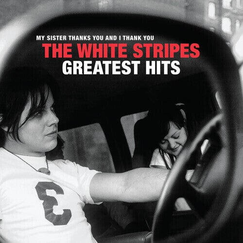 Image of White Stripes - Greatest Hits