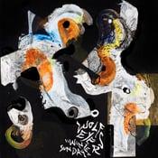 "Image of Wolf Eyes / Blank Hellscape - ""Winter Sunday"" b/w ""Concrete Walls"" 12"" (12XU 127-1)"