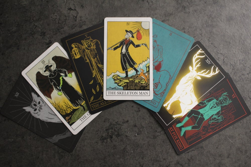 Image of Coyote Card booster pack