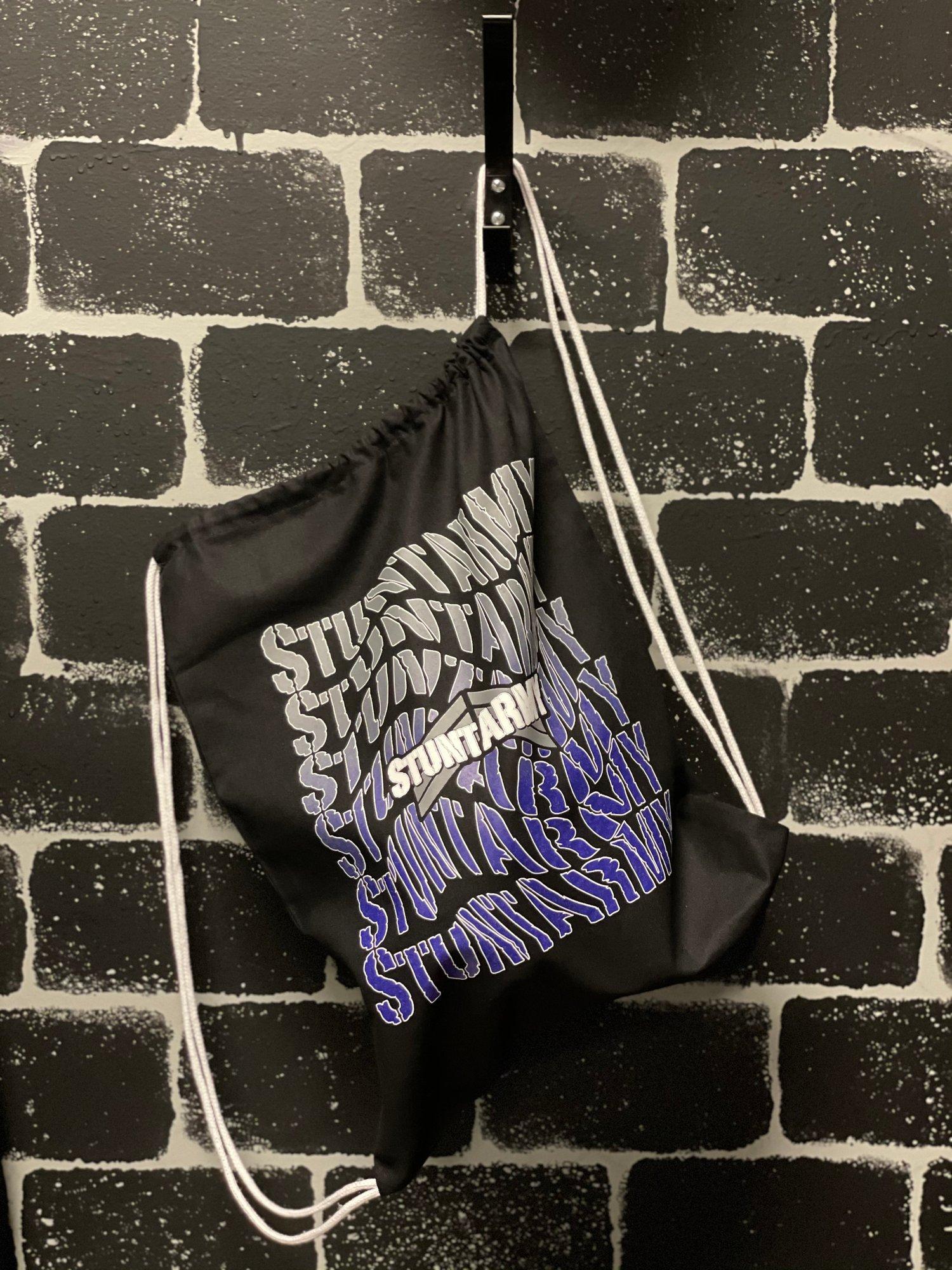 Image of Swerve Drawstring bag