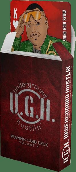 Image of UGH Poker Deck Volume 4