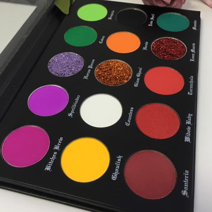 Image of  GLAMOUR GHOUL PALETTE