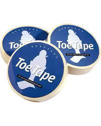 Image of TOE TAPE