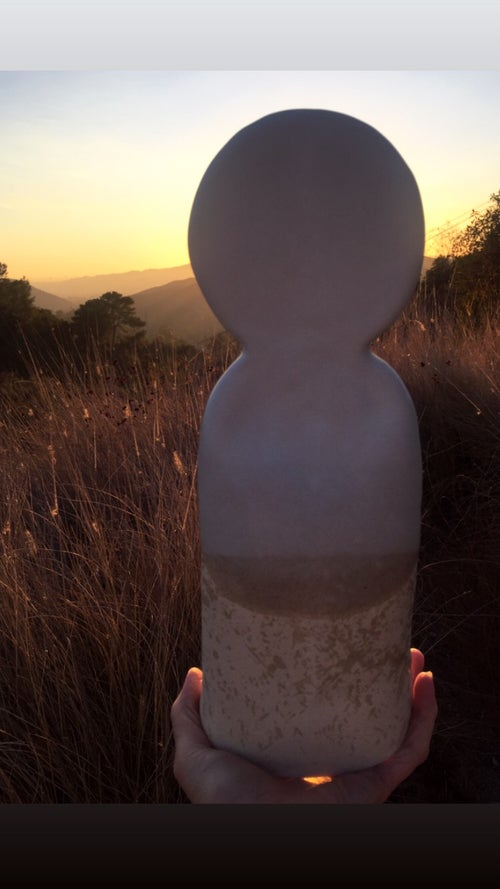 Image of moon totem bell