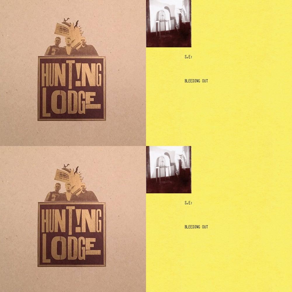Image of Hunting Lodge/Shame, Exposure LP Bundle