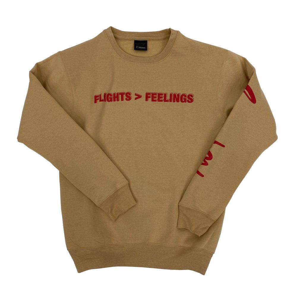 Flights > Feelings Crewneck Sweatshirt