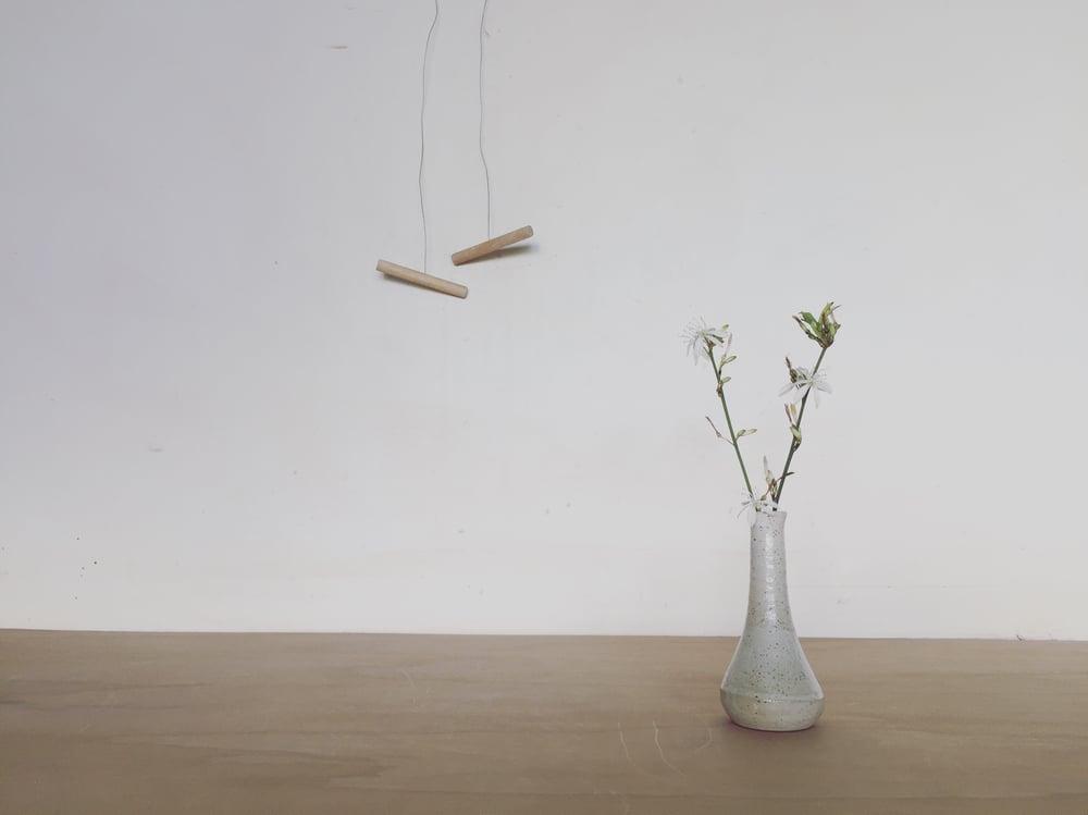 Image of Flute Bud Vase